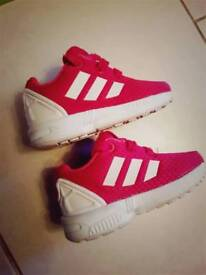 Adidas pink size UK3