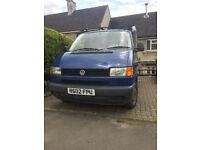 VW T4 Camper van - Super low mileage for this iconic 20 year old van