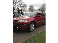 2005 Renault Megane 1.6 95k FSH!!!