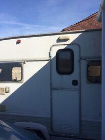 Caravan old for spares / repairs