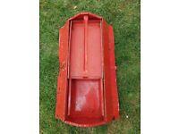 Safe tool box, van vault