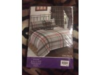 New single bumper set bedding