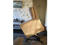 Oak tree Rise and recline chair