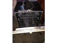 Smeg Dishwasher - Built-in With cupboard door