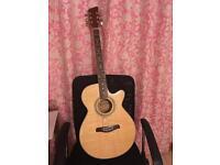 Brunswick Electro-Acoustic Guitar