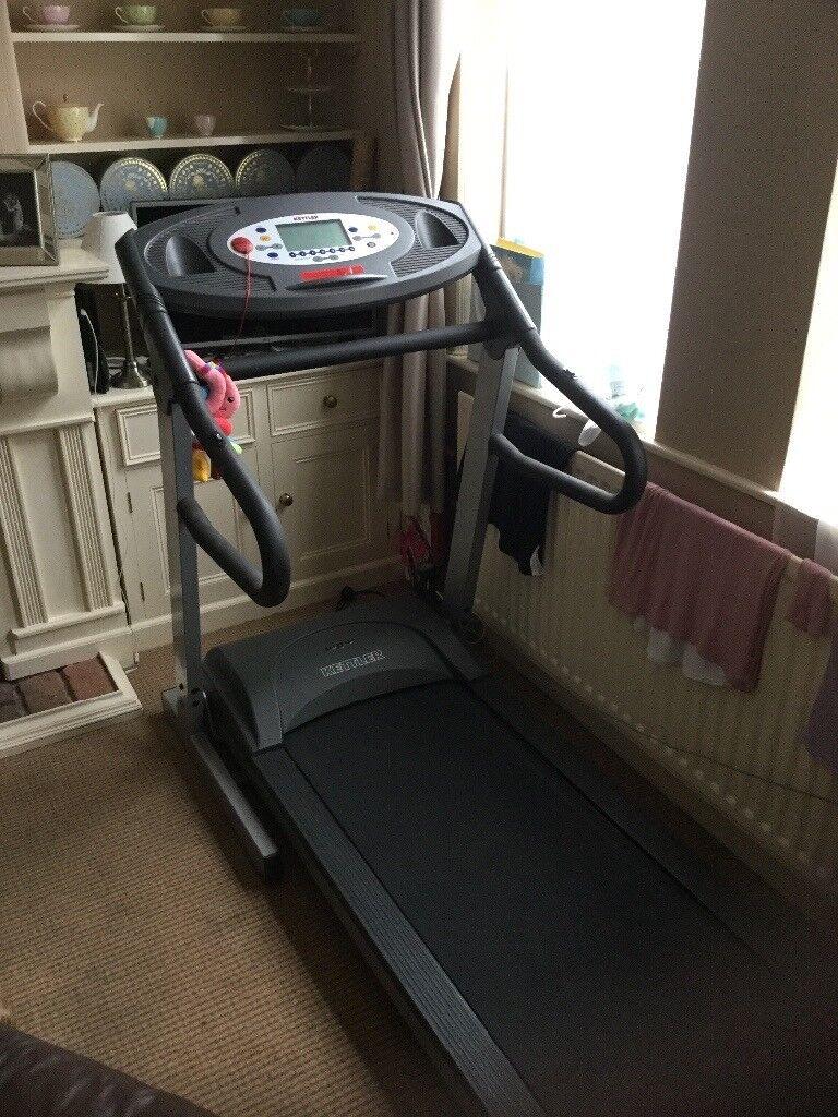 Kettles treadmill