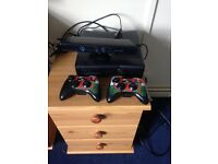 Xbox 360 with connect