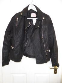 Black jacket - size 8