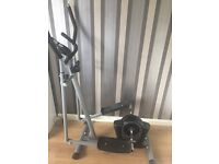 Excellent cross trainer hardly used digital display