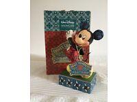"Disney Traditions ""Modern Day Mickey"" Figurine"