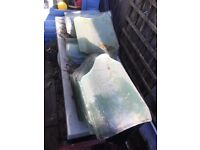 Glass roof tiles 30+ available £1.50 each