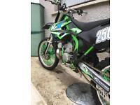 Kawasaki kx 250 not cr yz rm crf kxf rmz