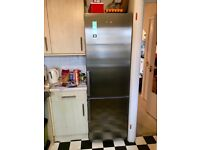 Gorenje Fridge Freezer A++ silver inox