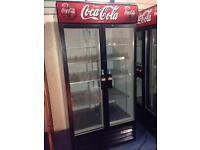 Coca-cola fridges