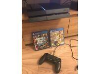 PlayStation 4 PS4 GTA 5 and fifa 17