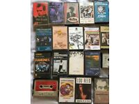 Rare and Old Cassette Tapes