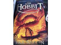 Many Books novels : Hobbit, Holes, Maggot Moon, Ronald Dahl, the boy with no face.