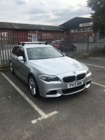 BMW 520D M Sport automatic, estate