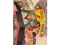 **Bundle of childcare books** good condition
