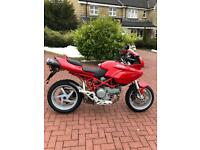 Ducati Multistrada 1000DS - only 1565 miles!!