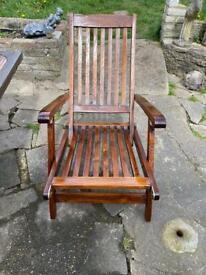 Restored recliner