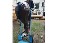 Hidea 4 Stroke 8hp outboard engine