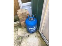 15kg Carol butane bottle - empty