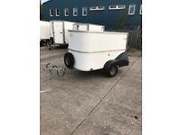 BV64 Box trailer single axle