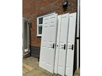 4 Panel Internal Wood Doors