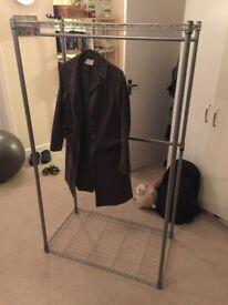 Strong, big clothes rail