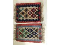 Handmade Authentic Persian Mini Rugs