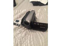 Samsung camera recorder New not used