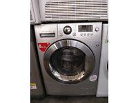 LG Washer/Dryer (8kg) (6 Month Warranty)