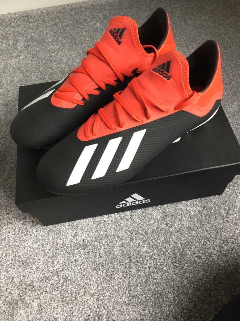 de3ecefa2 Adidas x 18.3 FG men's football boots   in Kilmarnock, East Ayrshire ...
