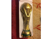 Fifa World Cup full size complete with box perfect condition.