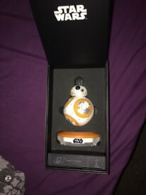 Star Wars: BB-8 Droid with Droid Trainer