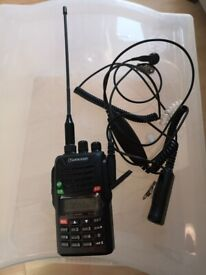 Wouxun Kg-uv6d dual band handheld radio