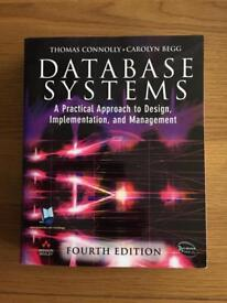 Thomas Connolly and Carolyn Begg - Database Systems