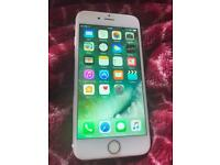IPhone 6s rose gold on EE