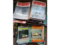 Autosport - Motor racing magazines