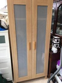 Ikea Wardrobe, v. good condition. Collection only