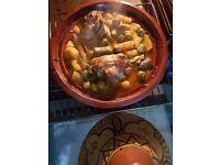 Traditional Moroccan Targines