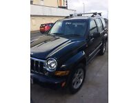 Jeep Cherokee 2.8 CRD limited edition *automatic 4wd*