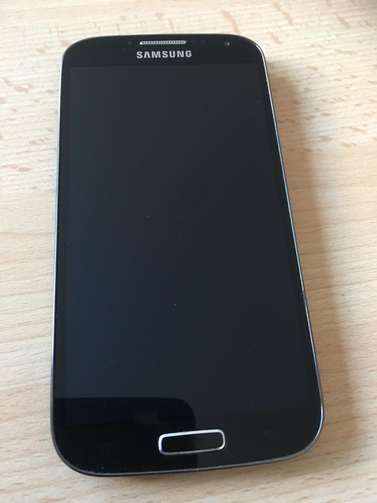 Samsung galaxy s4 black edition unlocked mint
