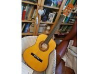 3/4 Size (36 inch) Spanish (Classical) Guitar