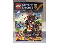 LEGO Nexo Knights General Magmar's Siege Machine of Doom (70321)