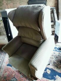 Sherbourne dual motor lift and rise recliner chair