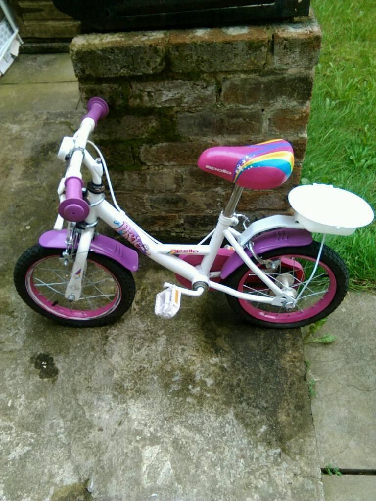 Girls pixie bike