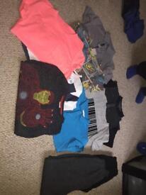 Boys t-shirts 5-6
