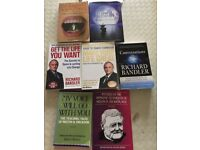 Books by Richard Bandler and Robert Dilts
